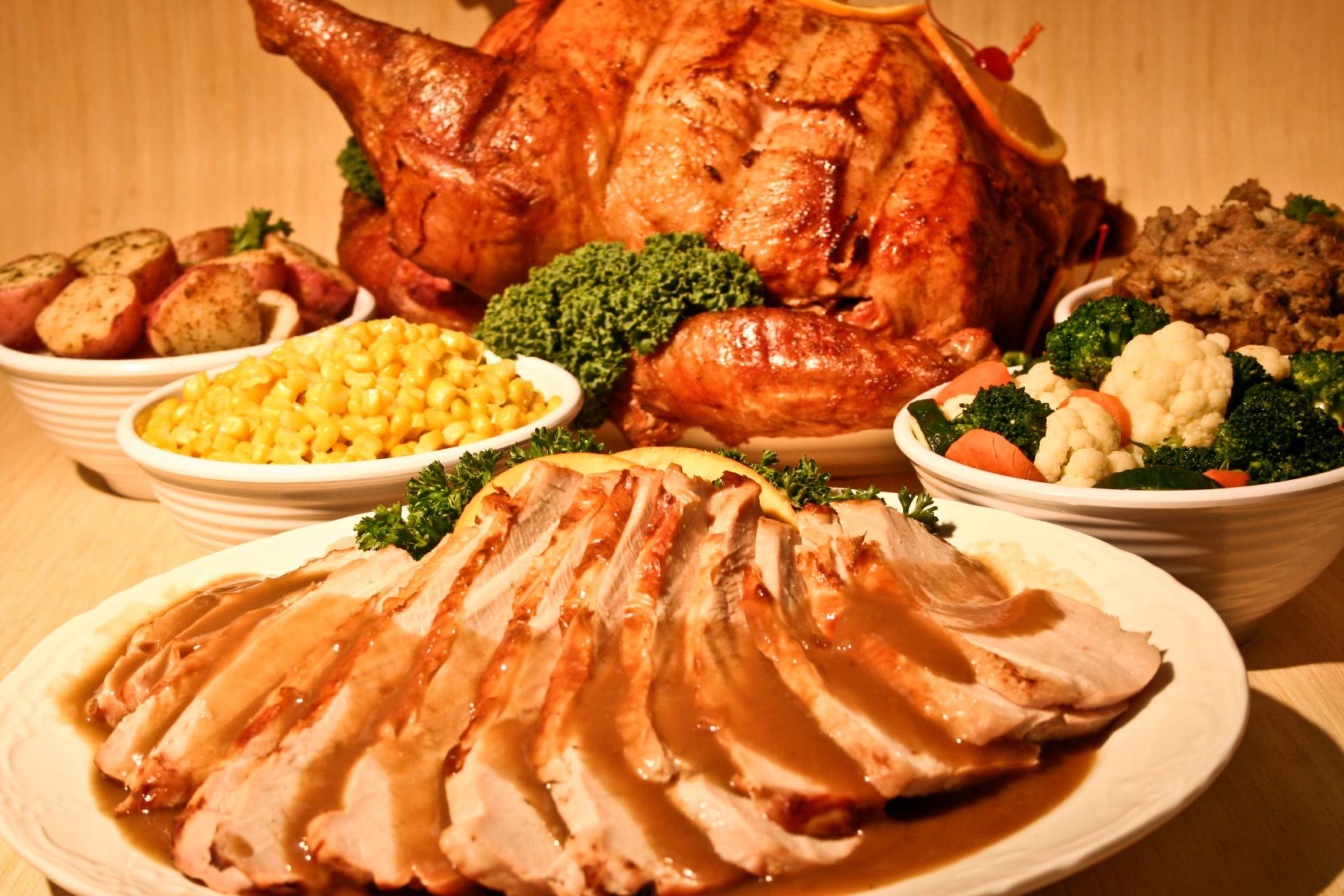 Thanksgiving Feast.