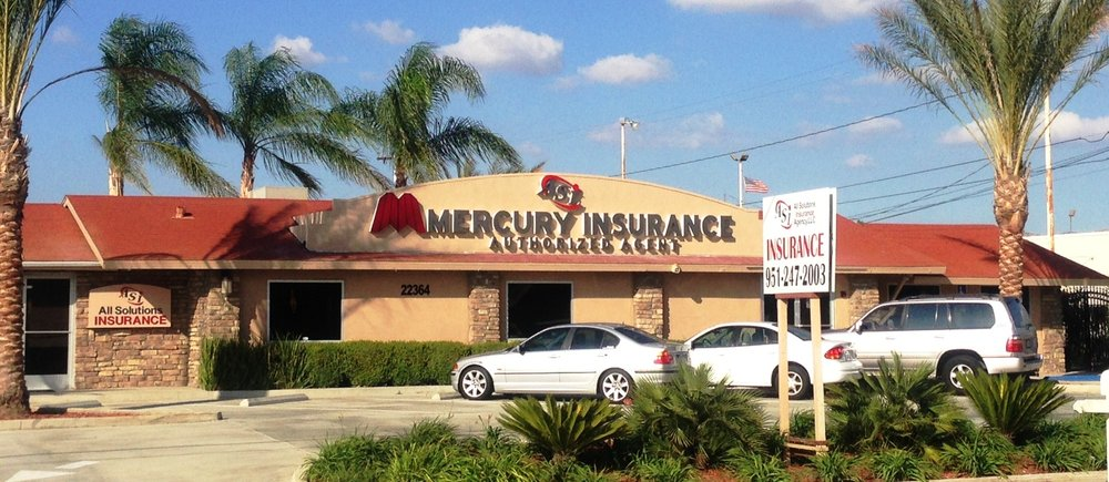 All Solutions Insurance - Moreno Valley - ad image