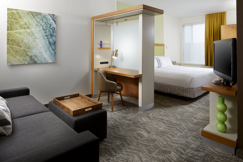 SpringHill Suites by Marriott Pittsburgh Bakery Square image 9