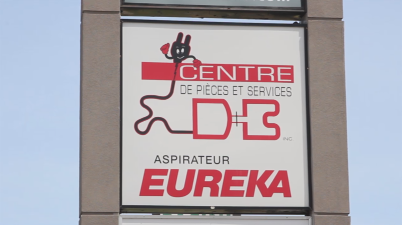 Centre De Pieces et Service DB à Laval