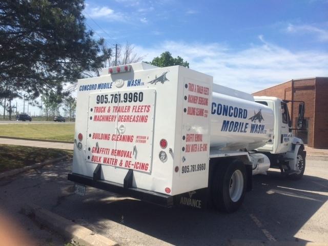 Concord Mobile Wash Ltd à Vaughan