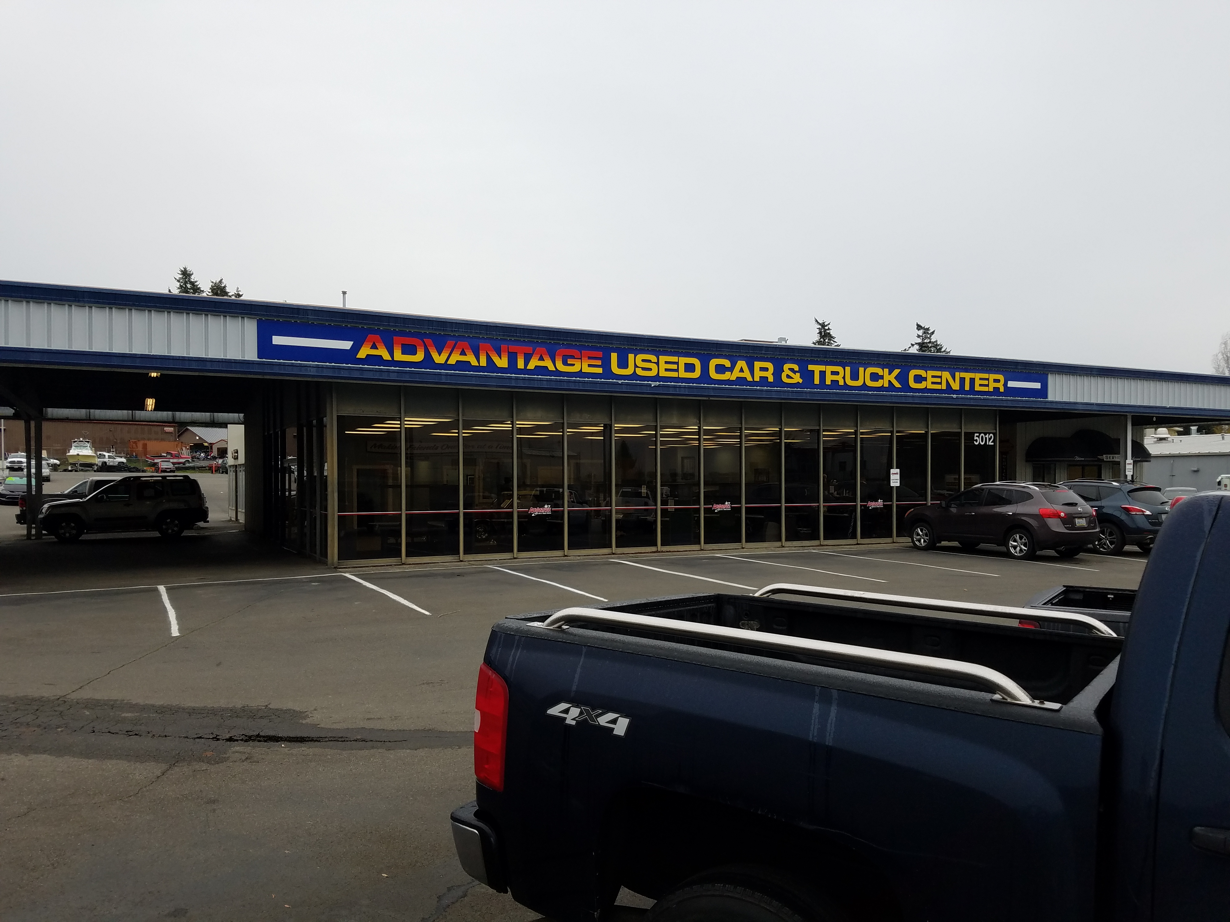 Advantage Used Car and Truck Center image 1