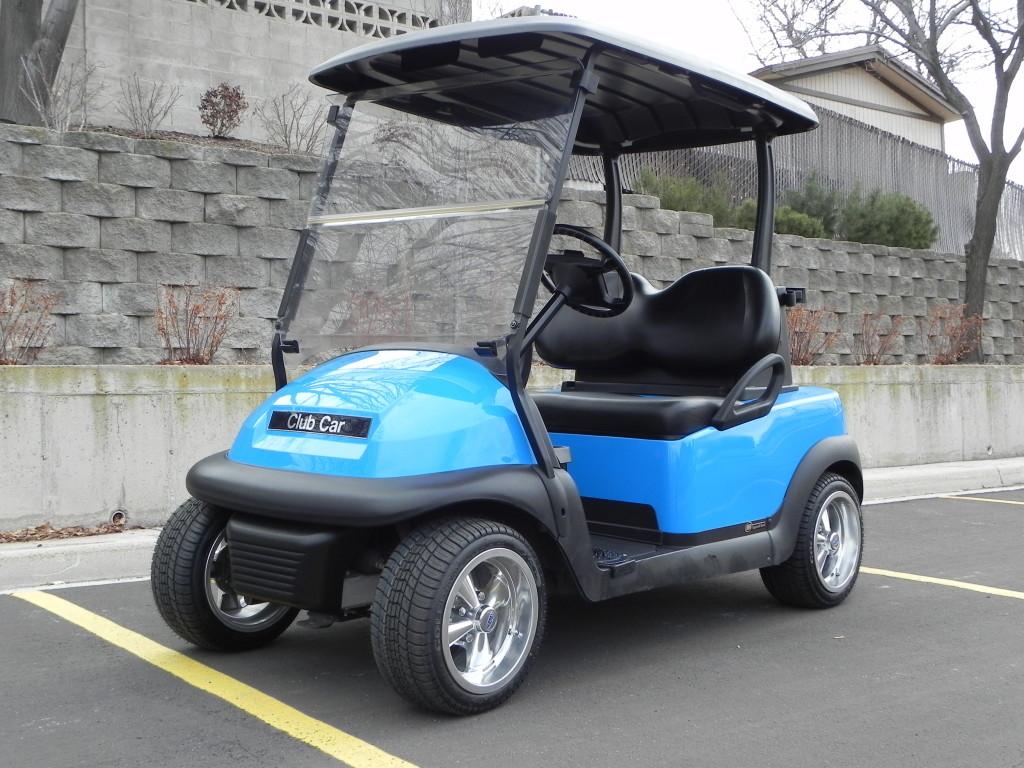 Intermountain Golf Cars image 2