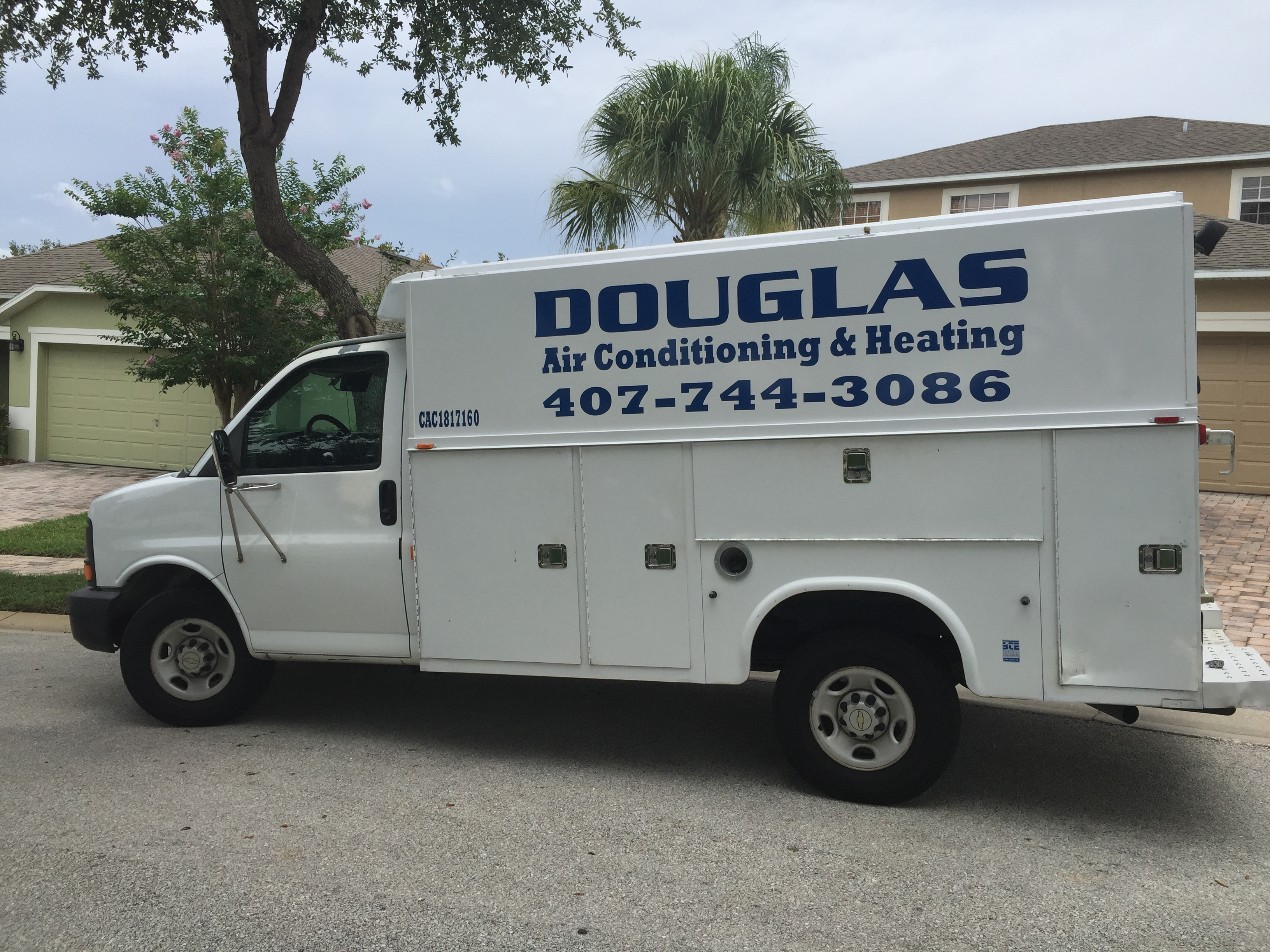 Douglas Air Conditioning and Heating, LLC image 0