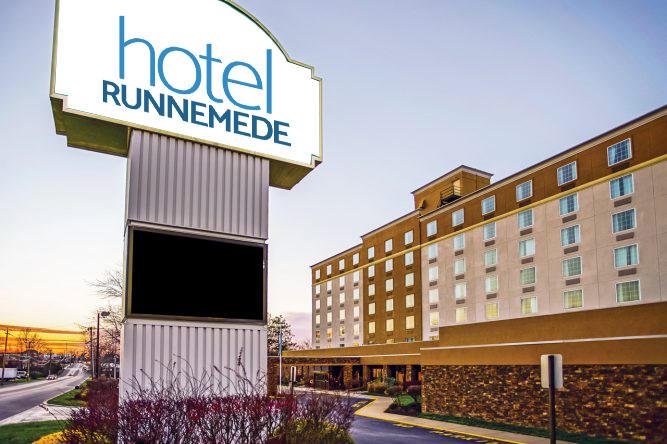 Hotel Runnemede Philadelphia At 109 E 9th Ave Runnemede