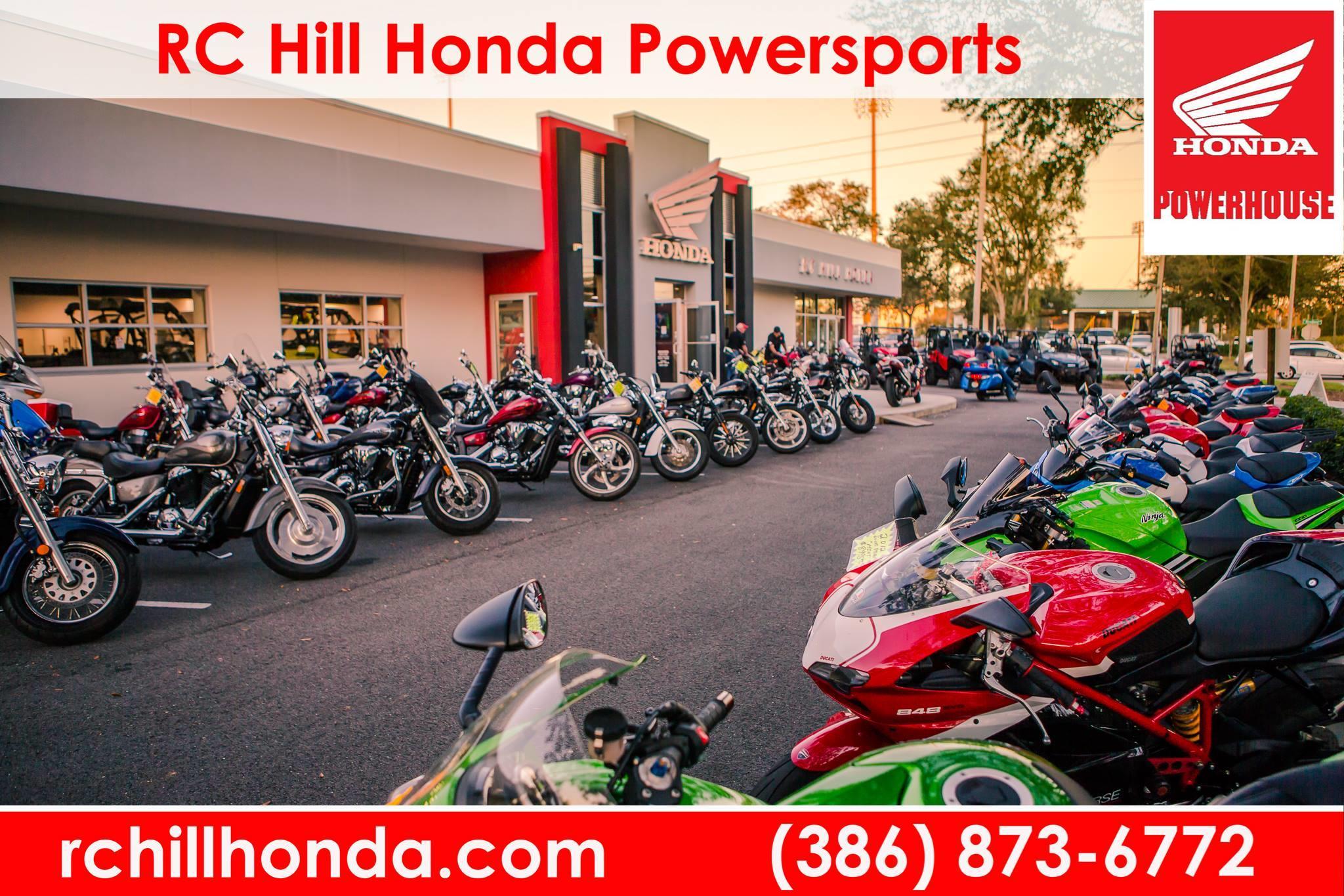 RC Hill Honda Powersports image 0