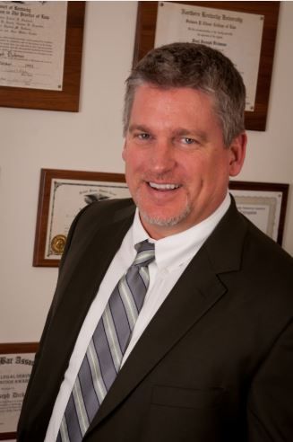 Kentucky Personal Injury and Criminal Defense Attorney, Paul Dickman