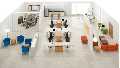 Office Furniture Interiors image 3