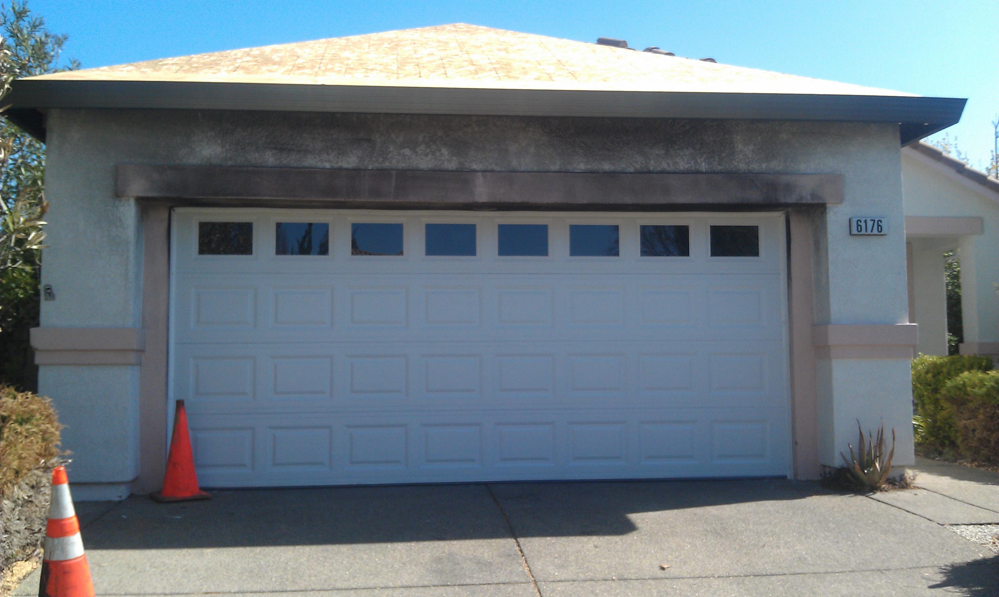 Perfect solutions garage door inc roseville ca for Garage door repair roseville