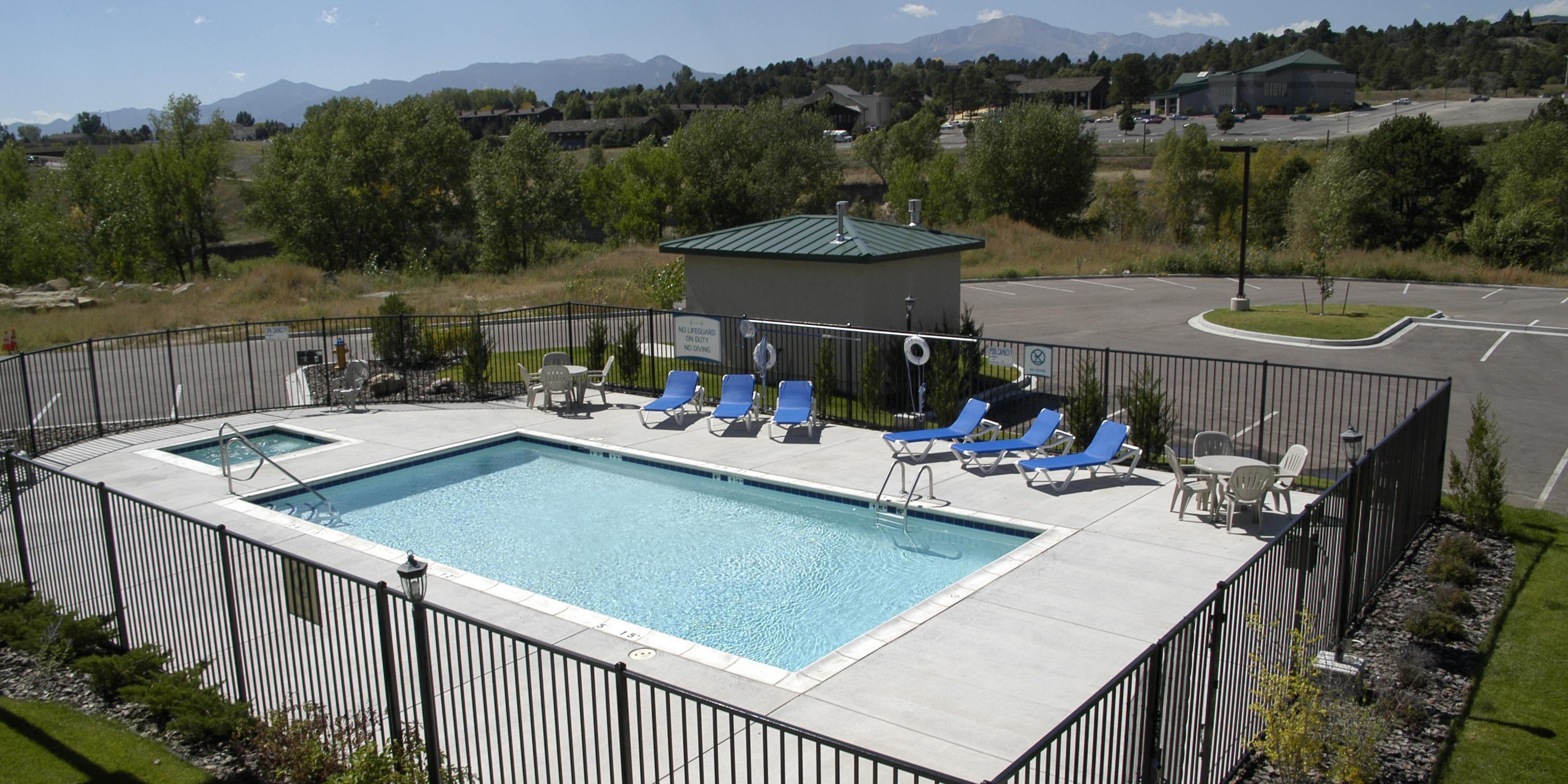 Staybridge Suites Colorado Springs North image 2