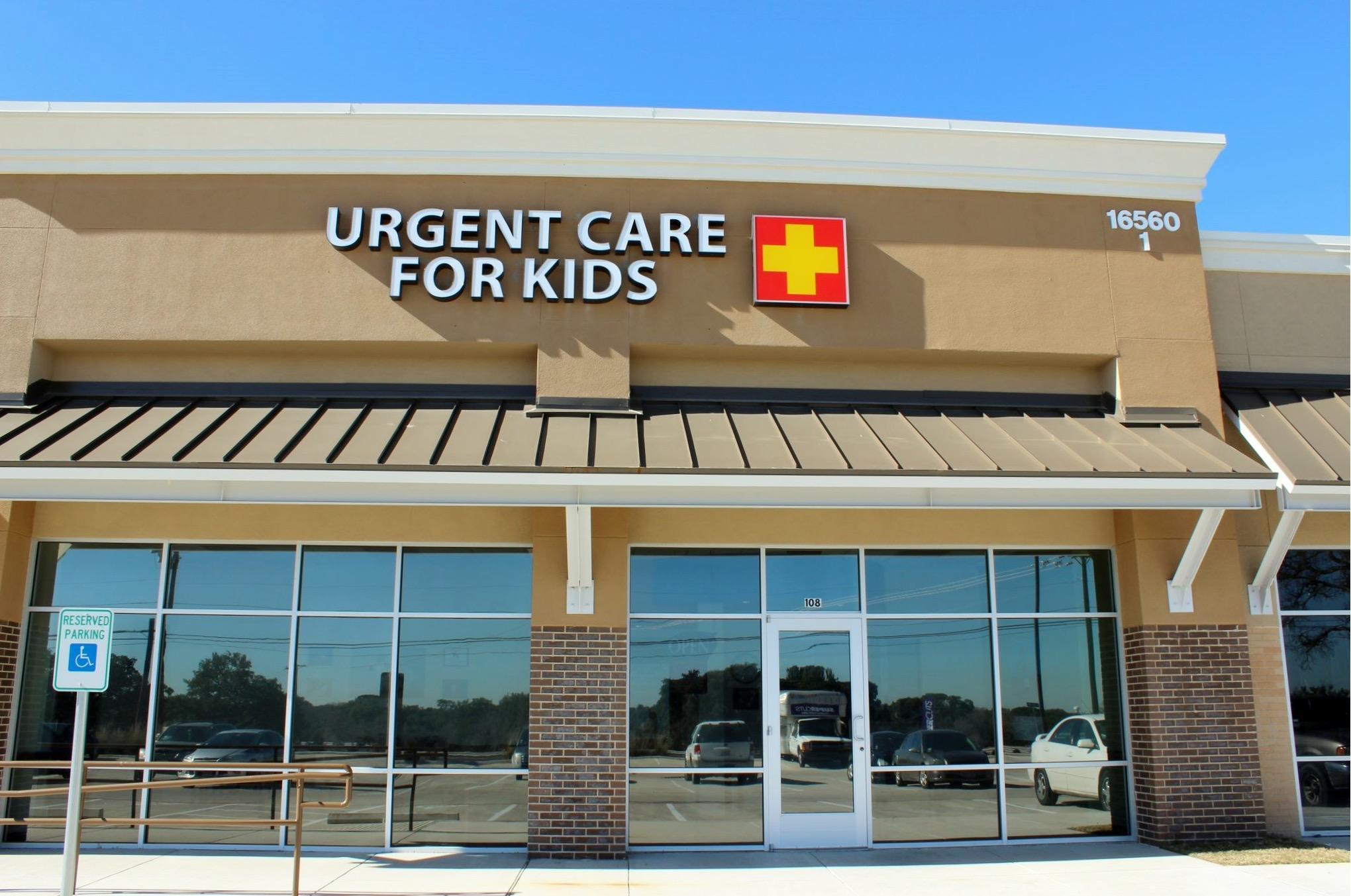 Urgent Care for Kids - The Woodlands image 0
