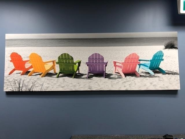 Aloha Tans Ltd à Mount Pearl: Waiting Room