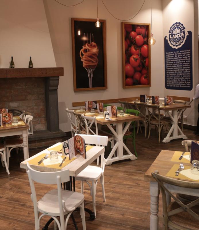 Lanza Artigiani del gusto  ristorante pizzeria birrificio