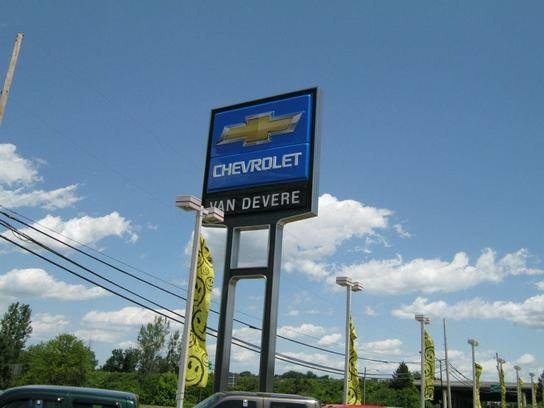Vandevere Chevrolet In Akron Oh Whitepages