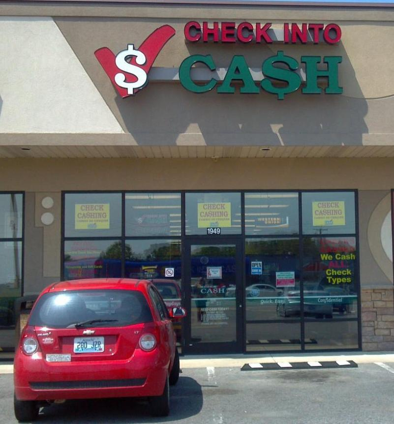 Check Into Cash In Radcliff Ky 270 351 4