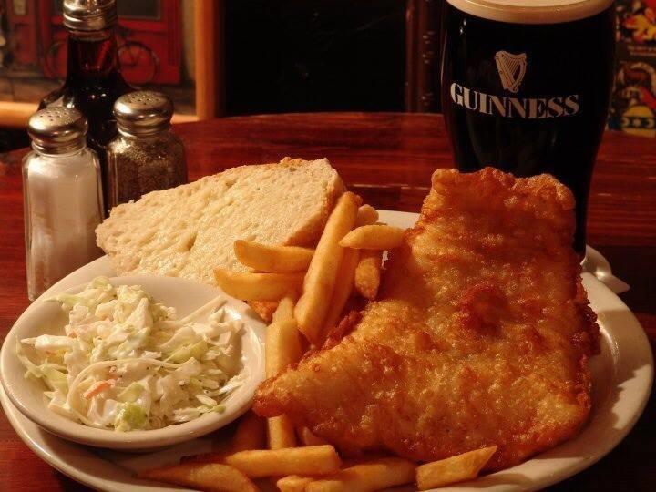 Celtic ray irish pub in punta gorda fl 941 916 9115 for Icelandic fish and chips nyc