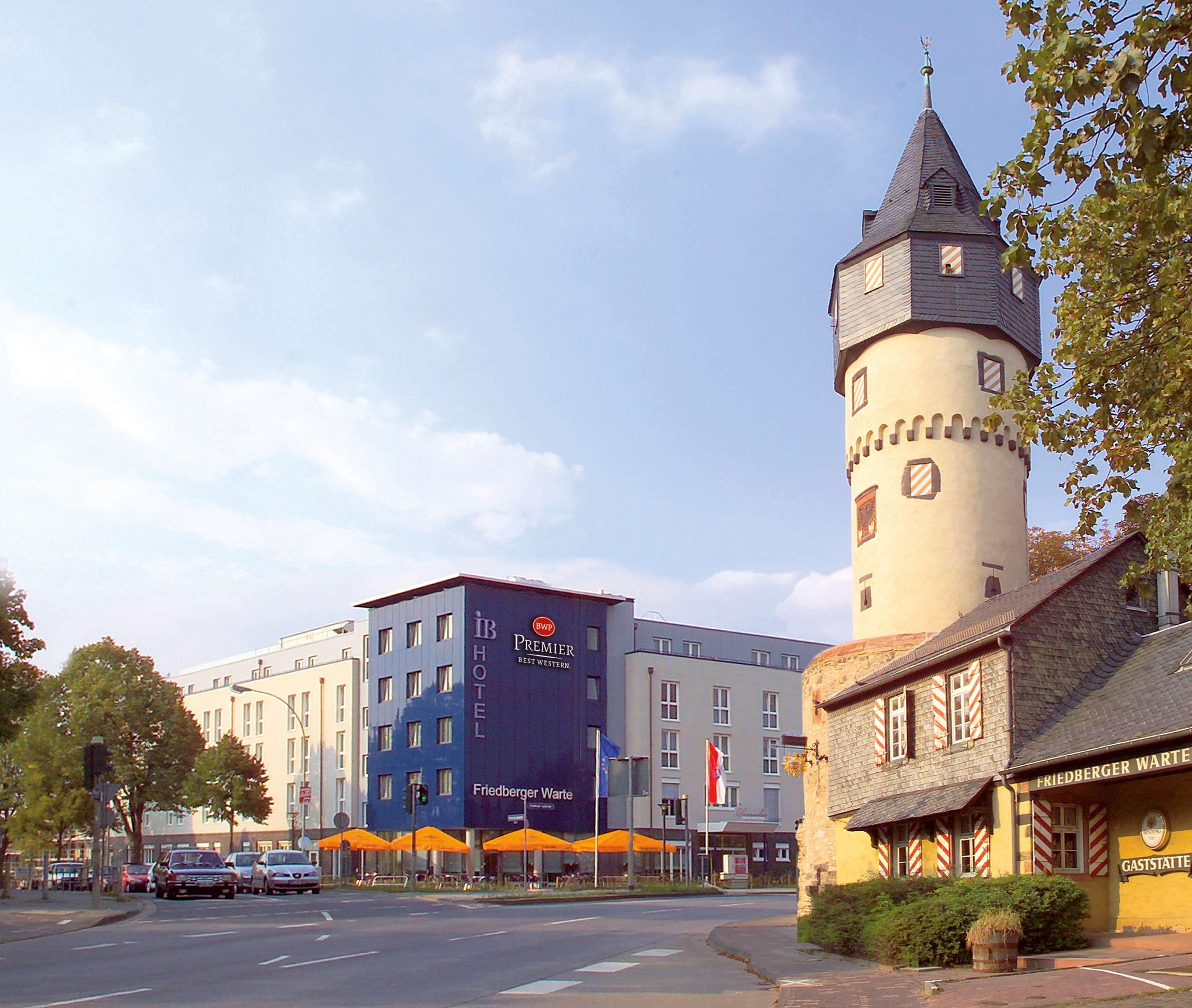 Best Western Premier Ib Hotel Frankfurt Am Main