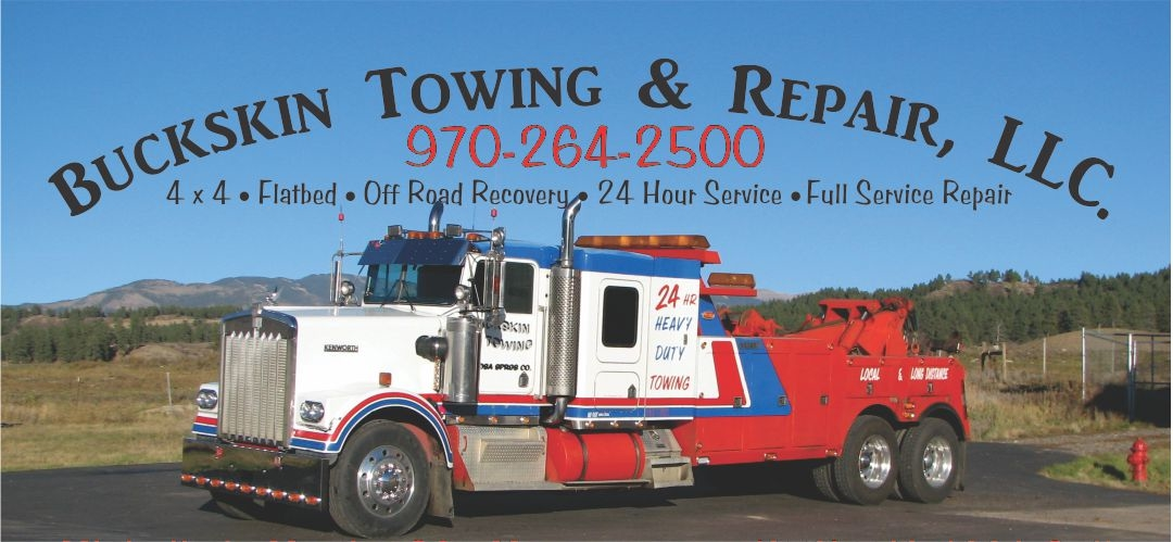 Buckskin Towing & Repair, LLC.
