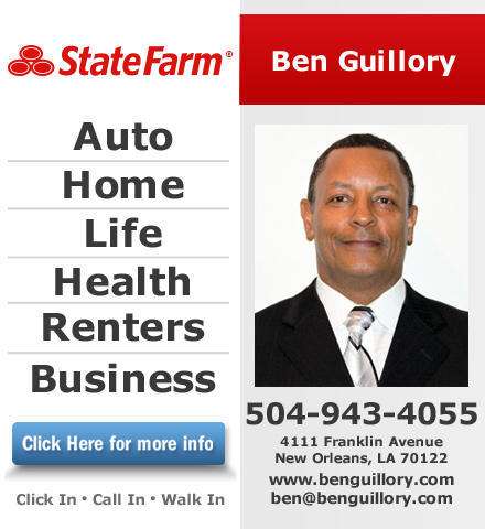 Ben Guillory- State Farm Insurance Agent image 0