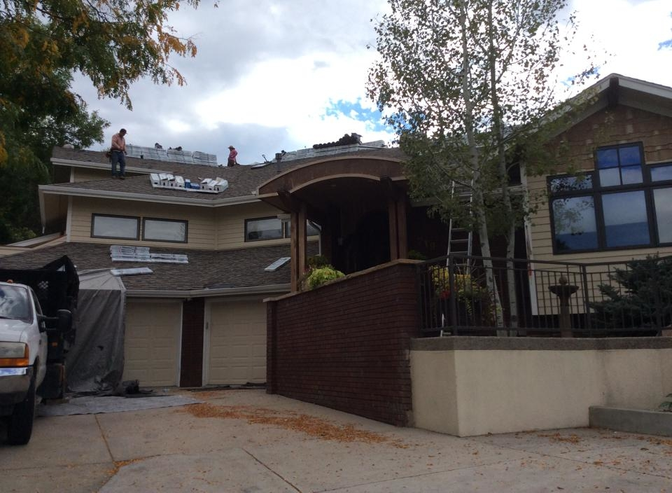Zick Construction And Roofing At 1001 E Bayaud Ave Denver