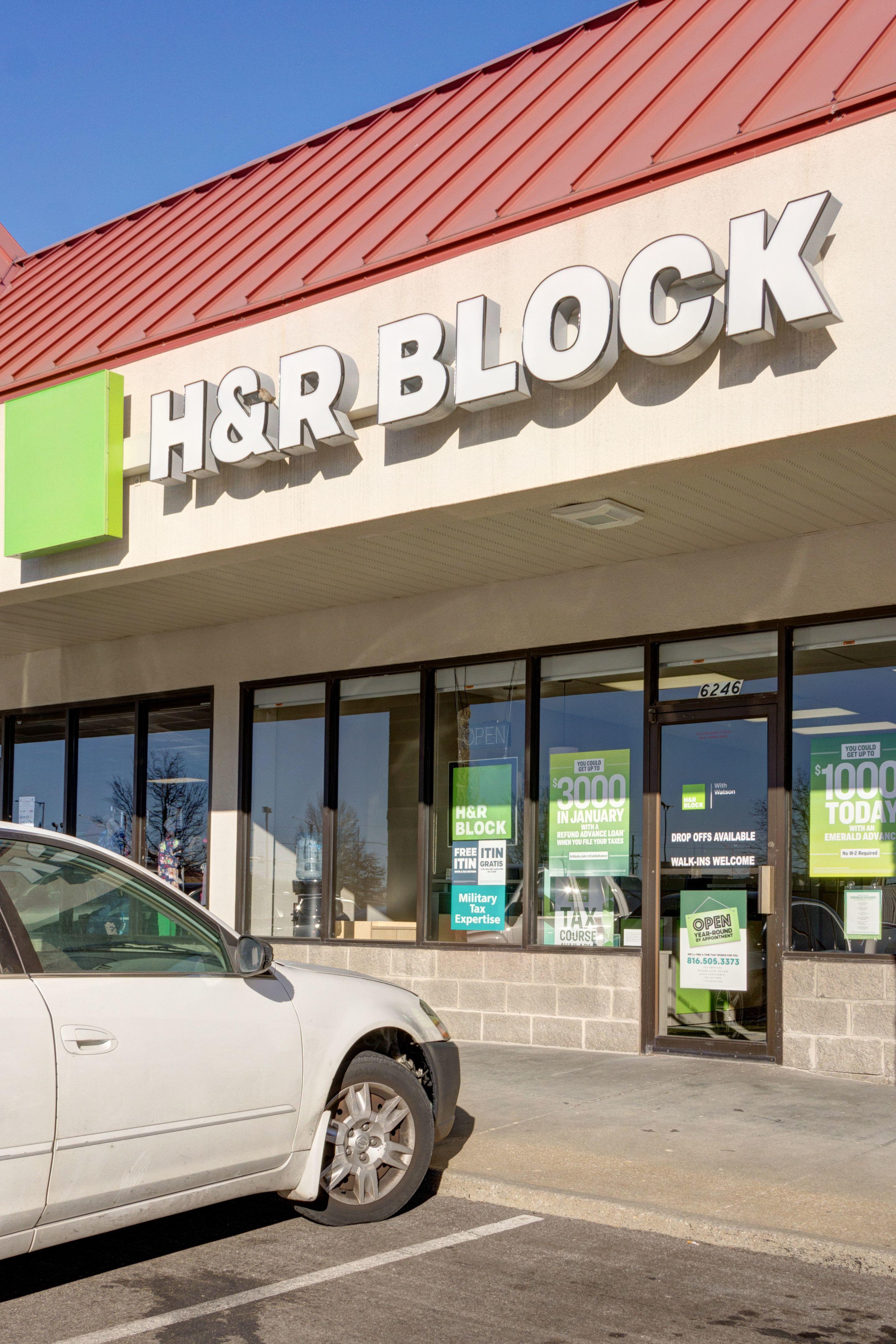 H&R Block image 0