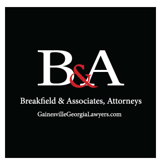Breakfield & Associates, Attorneys - ad image