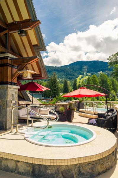 The Spa at Nita Lake Lodge
