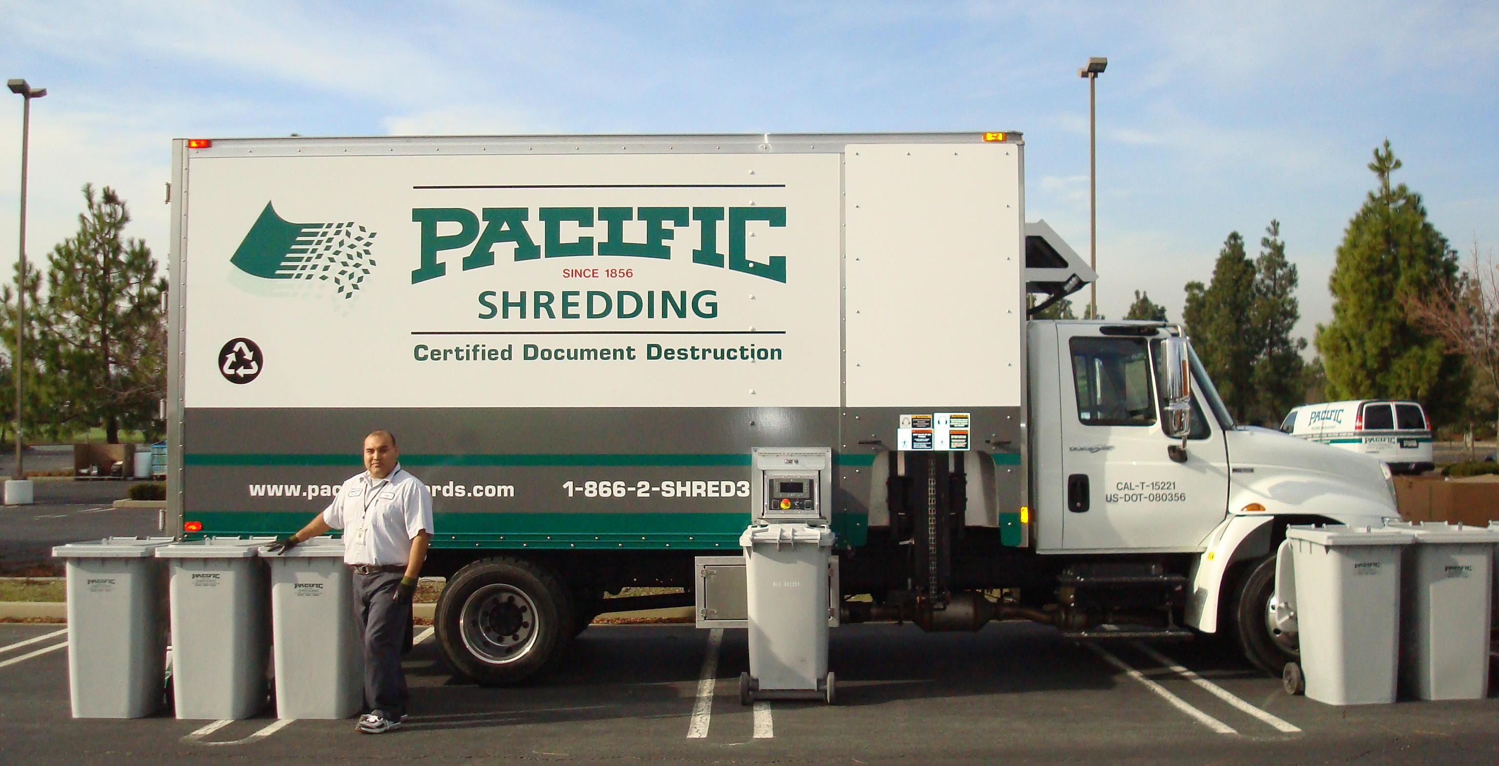 Pacific Shredding image 0