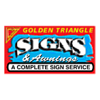 Golden Triangle Signs