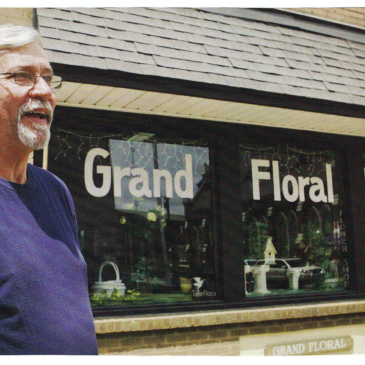 Grand Floral Monroe image 1