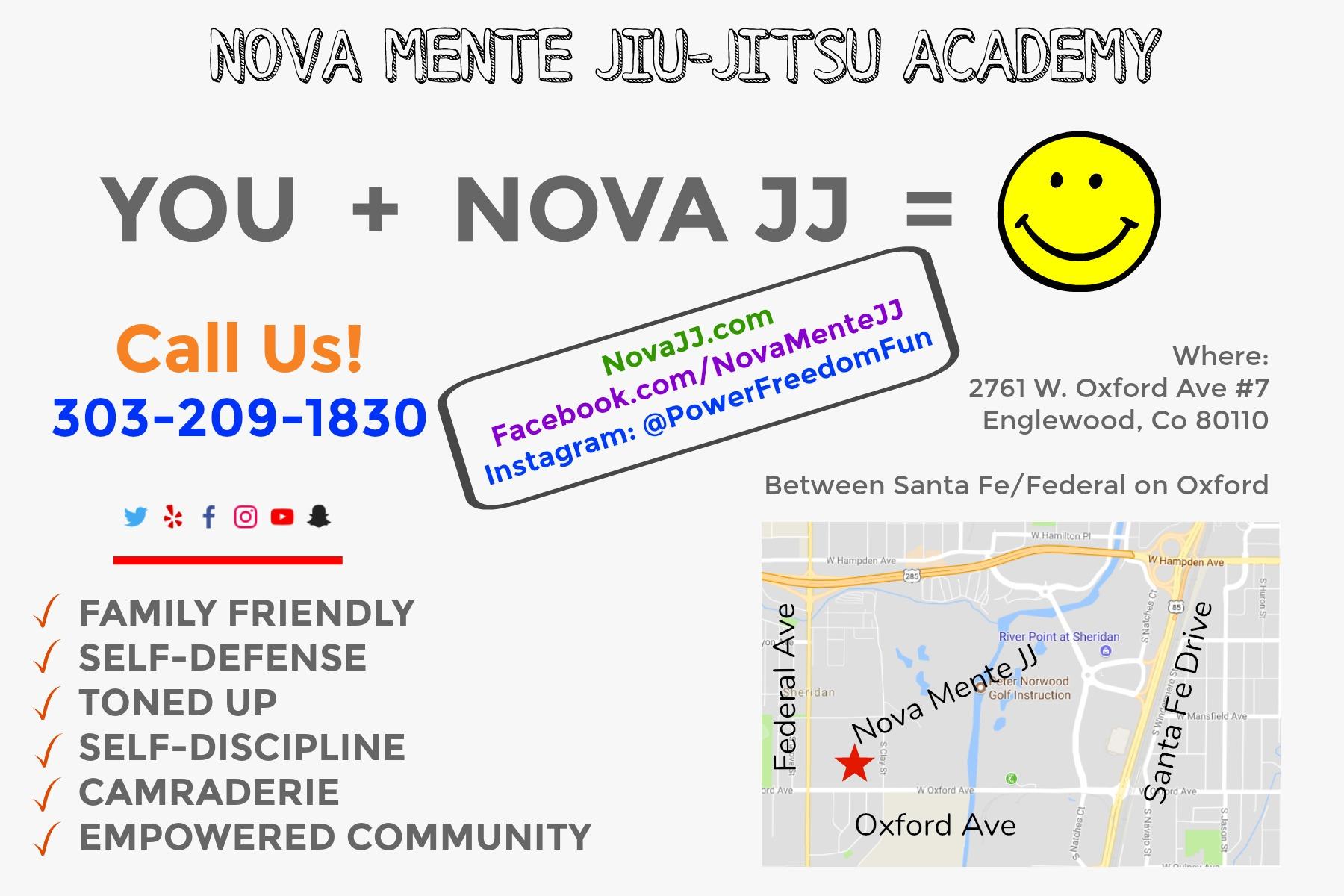 Nova Mente Jiu Jitsu Academy image 2