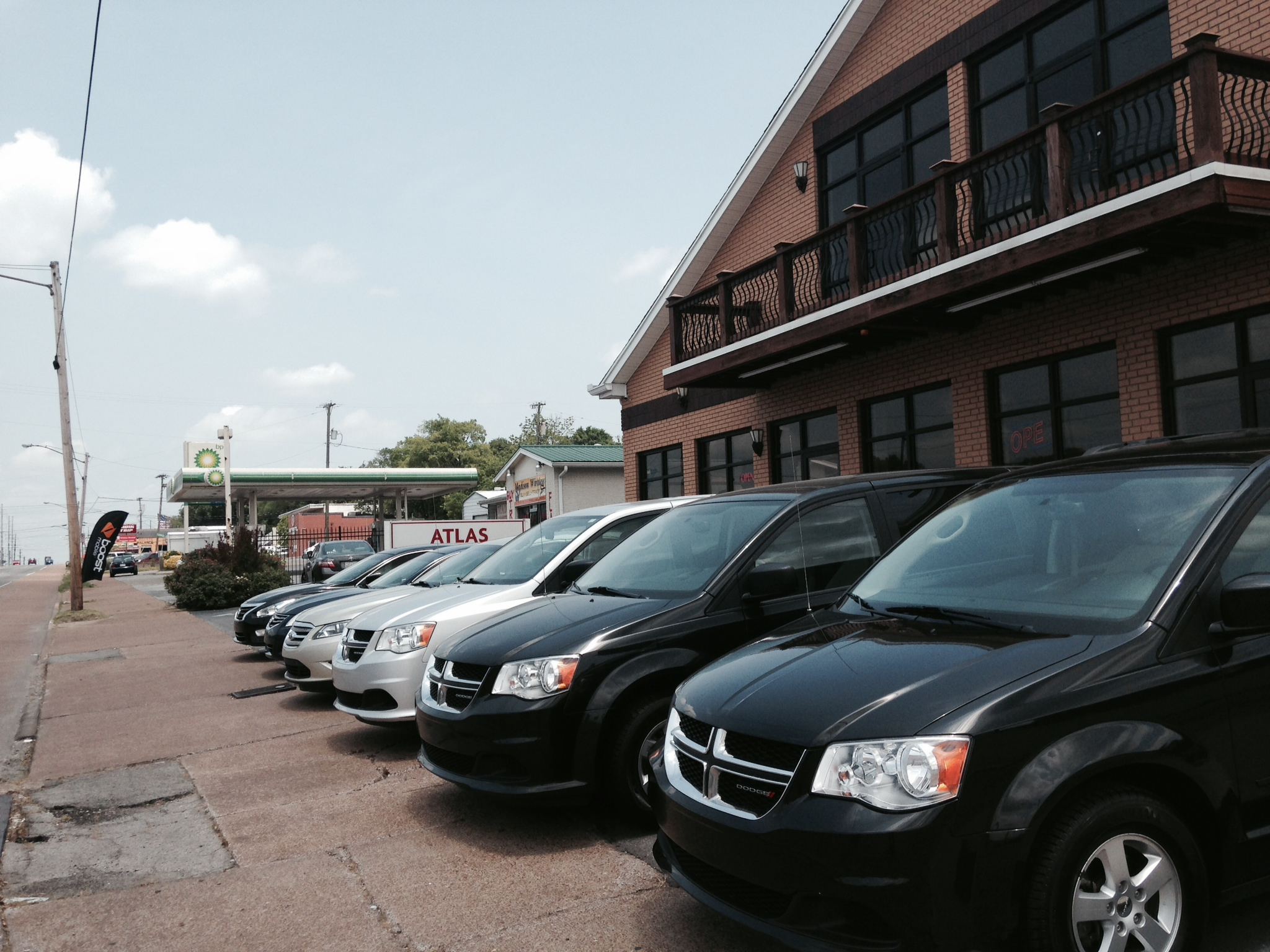 Atlas Discount Car & Van Rental