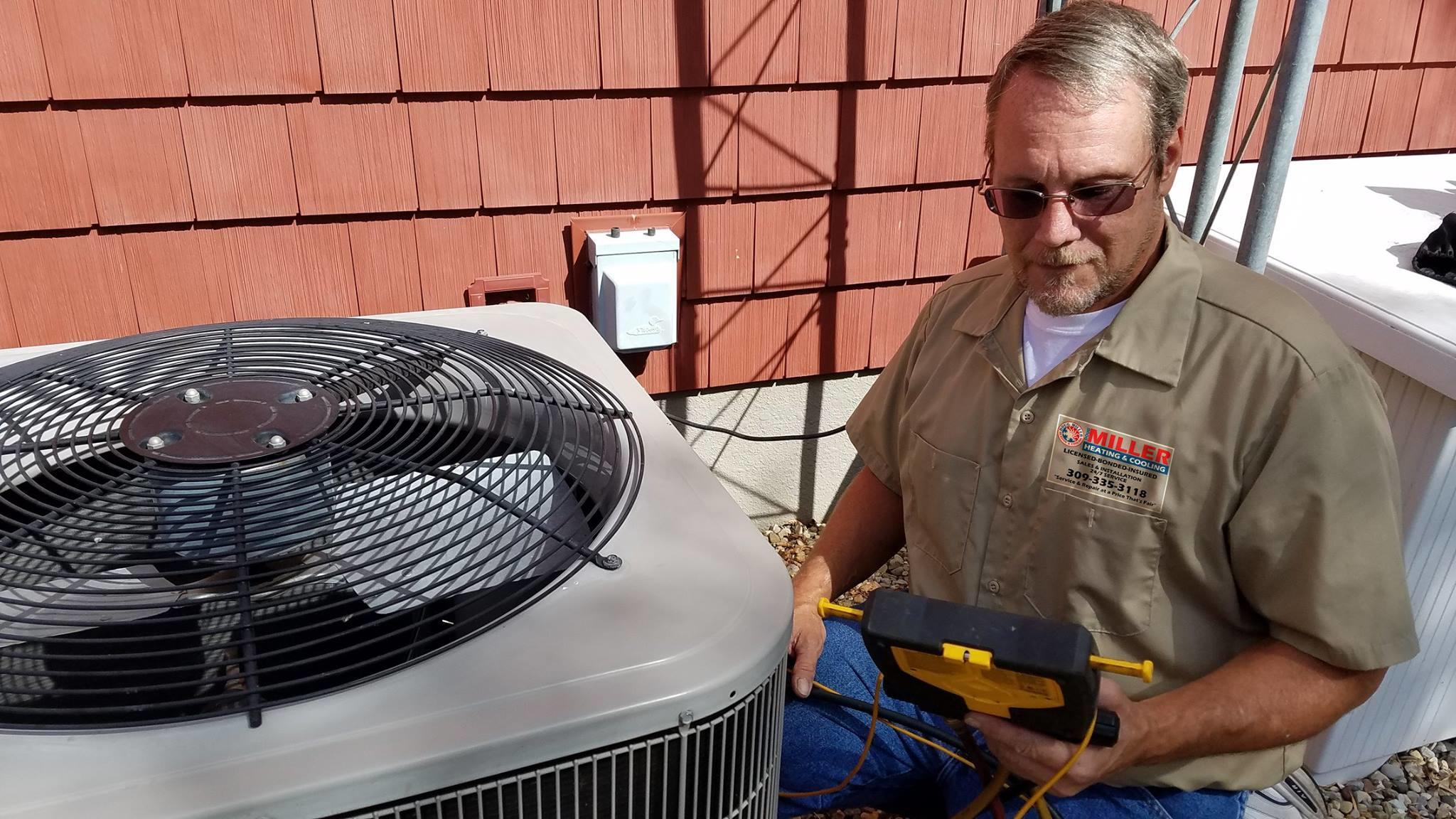 Doug Miller Heating & Cooling image 0