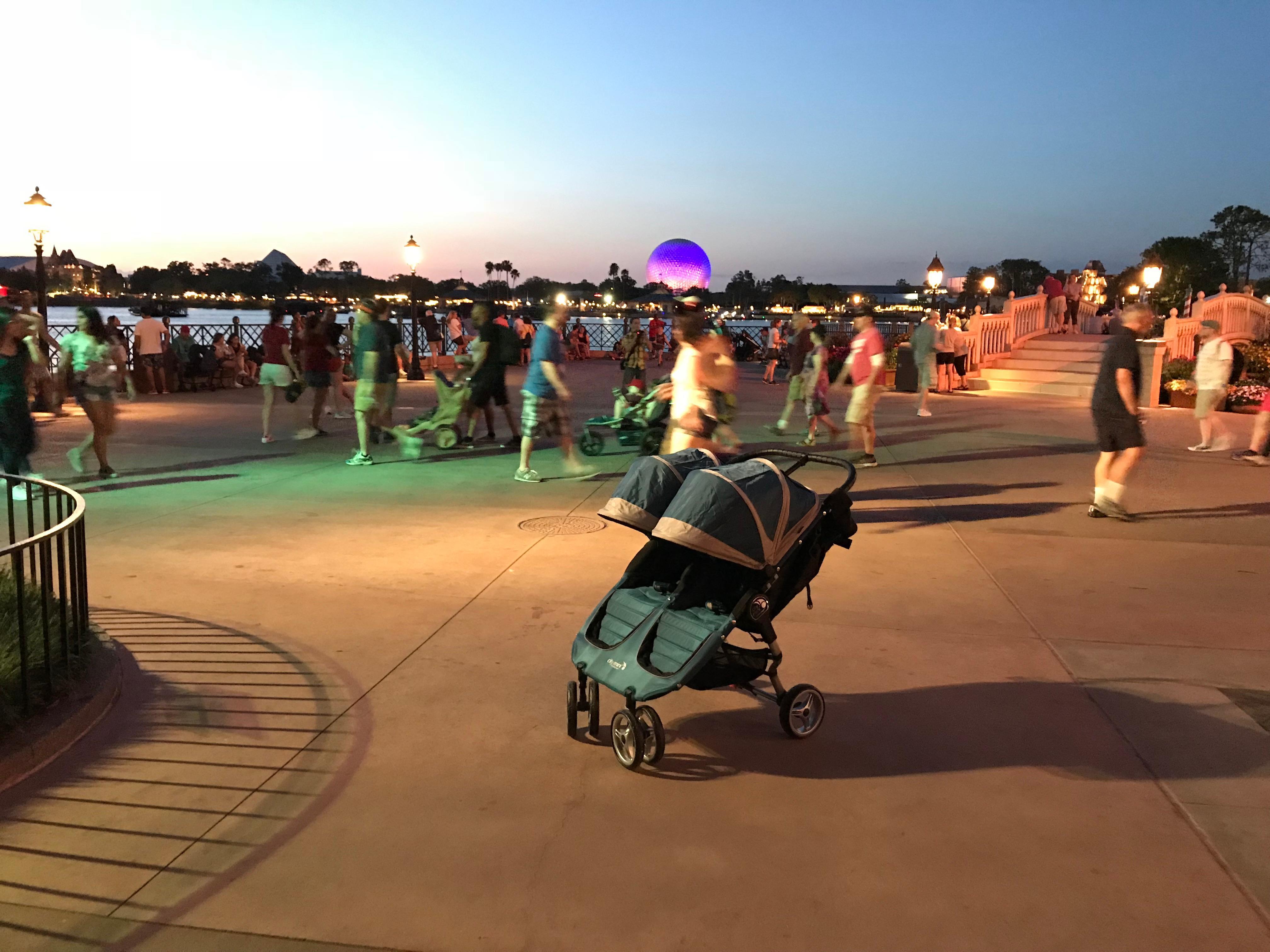 Stroller Rentals Disney image 37