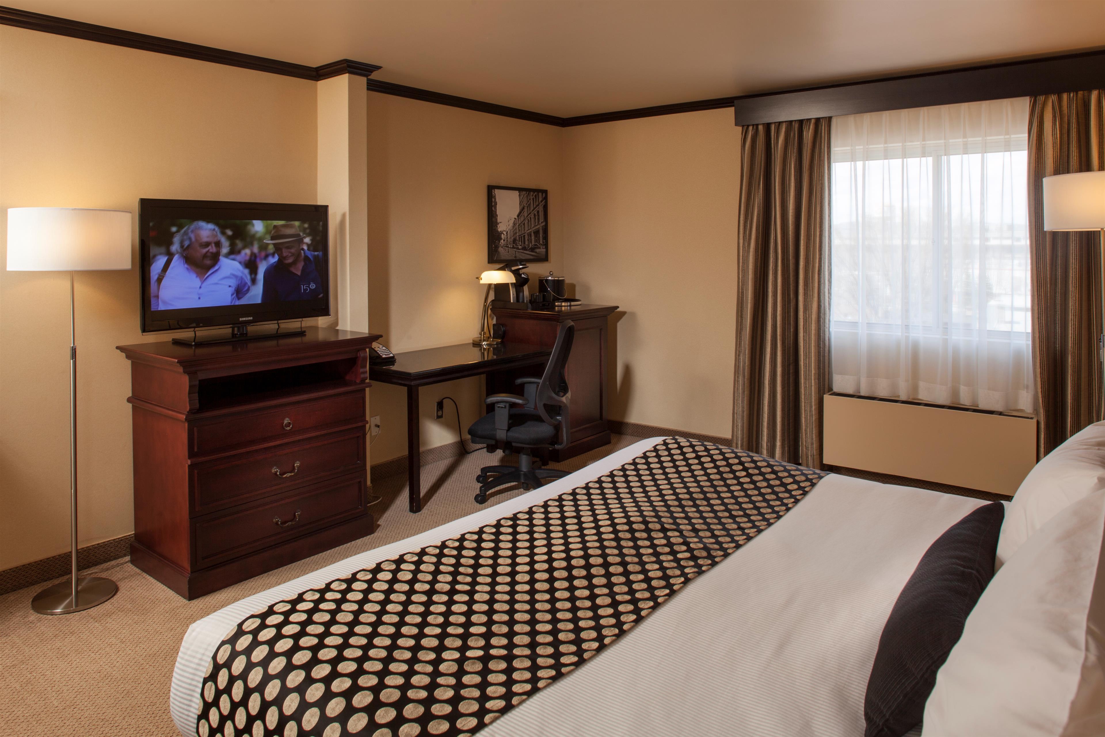 Best Western Plus City Centre/Centre-Ville à Quebec: Business King Guest Room