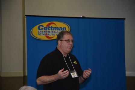 Cottman Transmission Corporate image 0