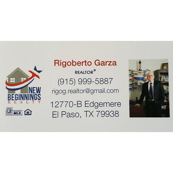 Rigo Garza - Real Estate Agent