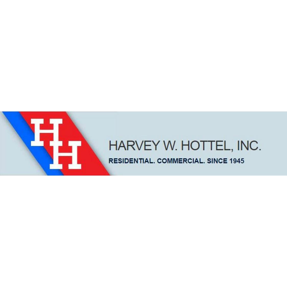 Harvey W Hottel. Inc.