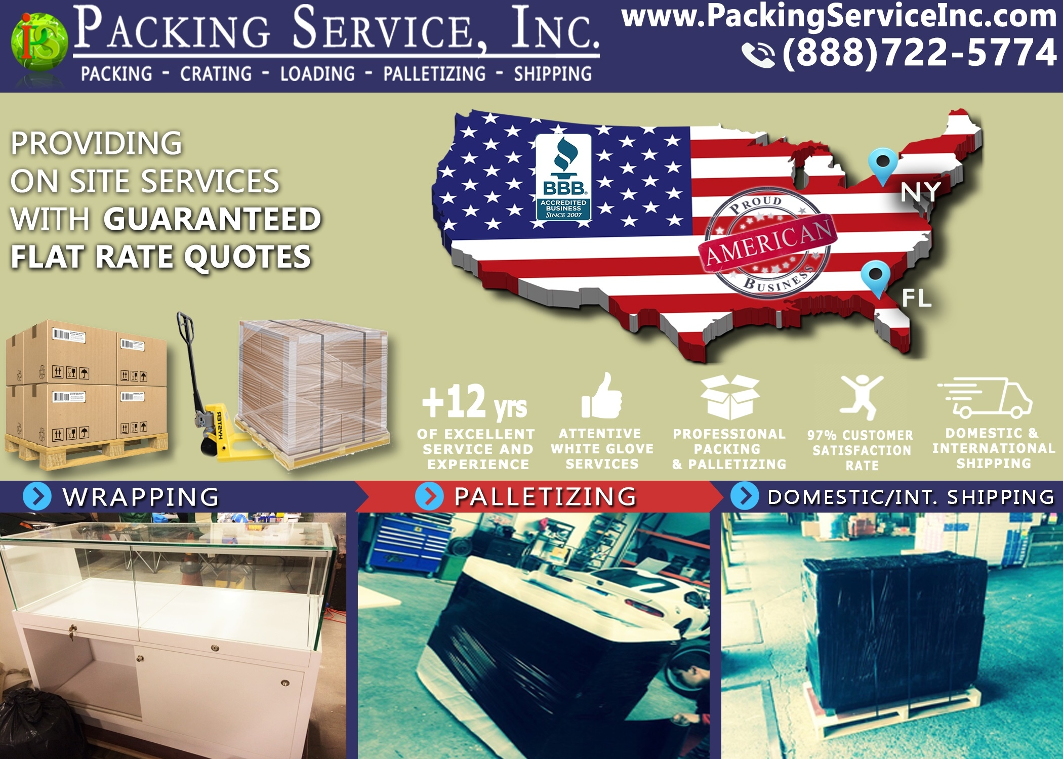 Packing Service, Inc. image 2