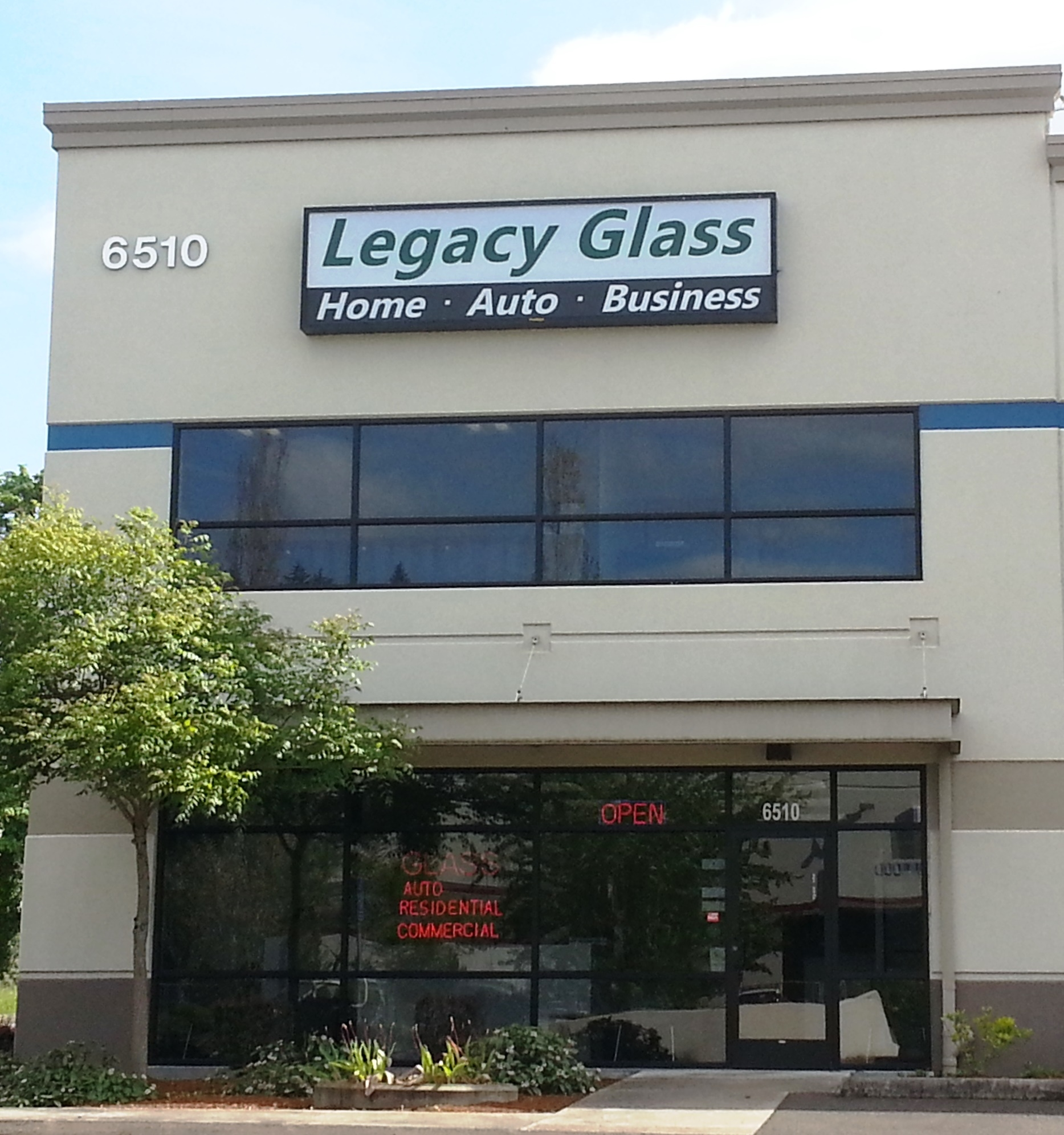 Legacy Glass image 0