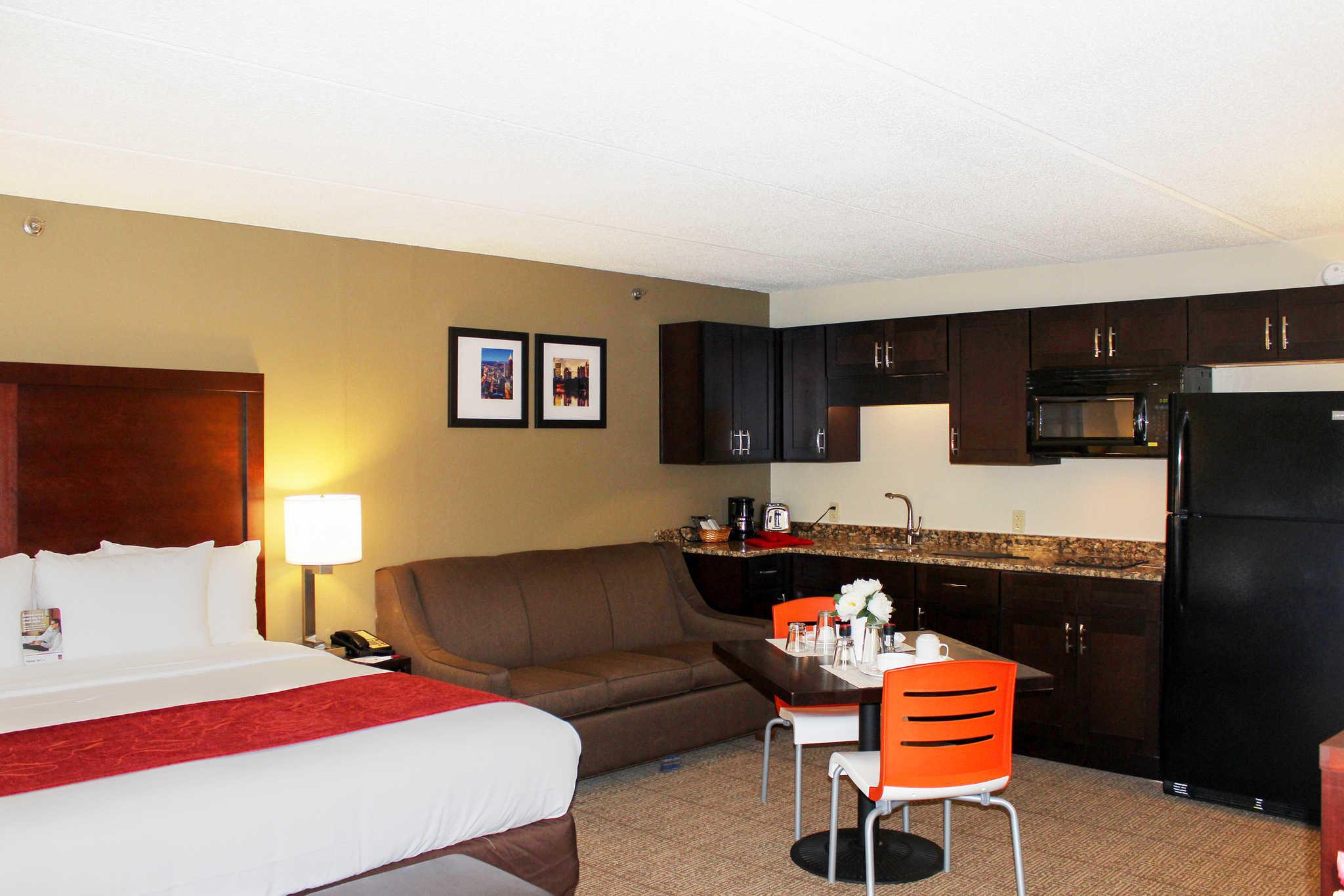 Comfort Suites Northlake image 8