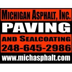 Michigan Asphalt Paving