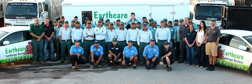 Your local Earthcare Landscape Services team!