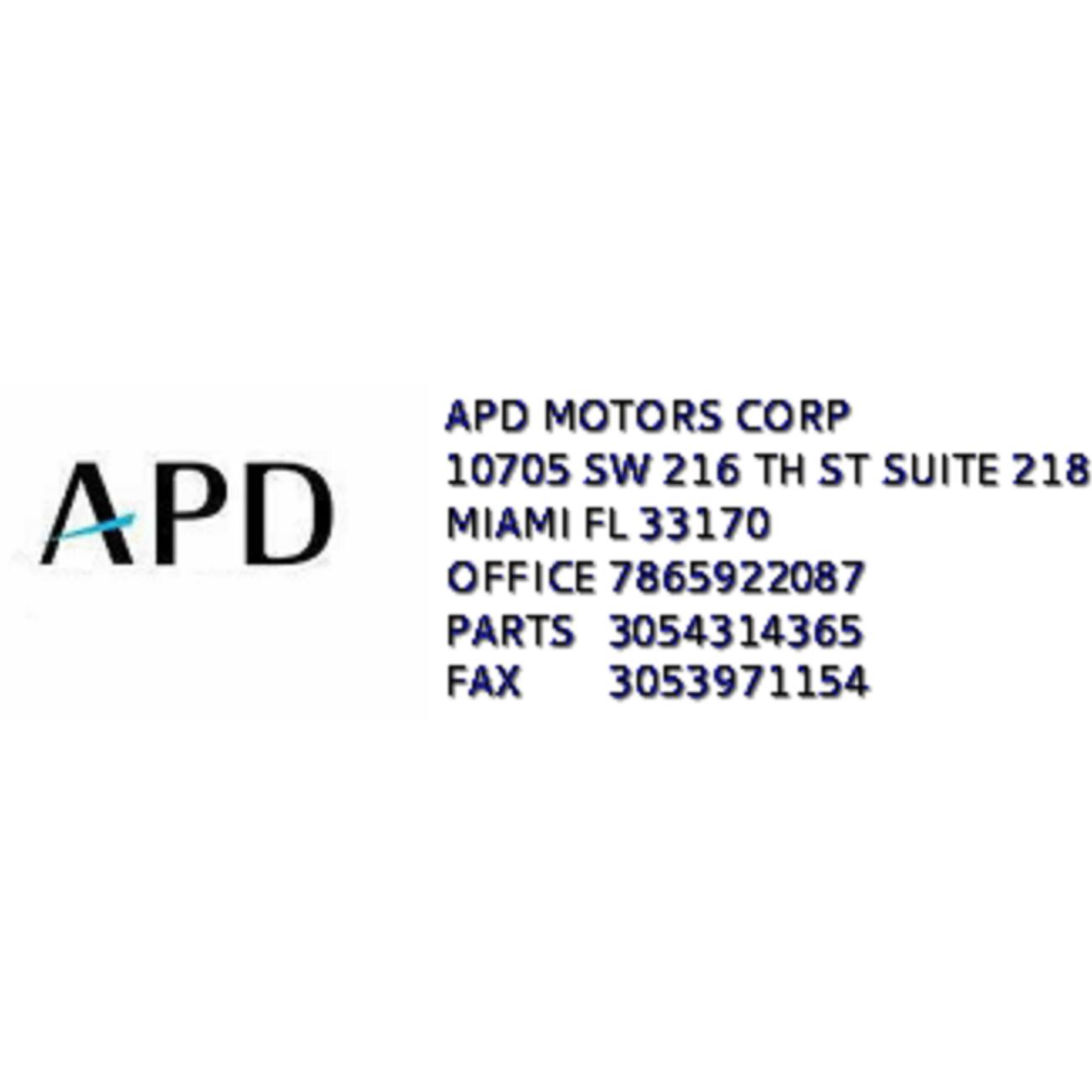 APD MOTORS CORP image 4