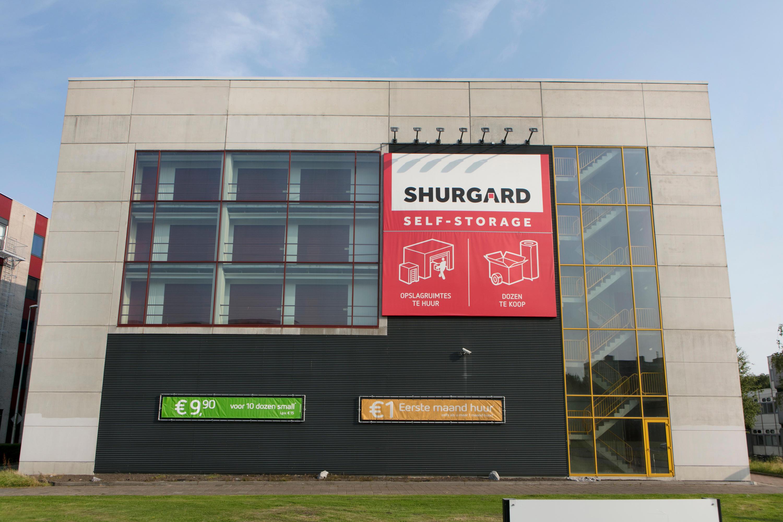 Shurgard Self Storage Delft Zuid