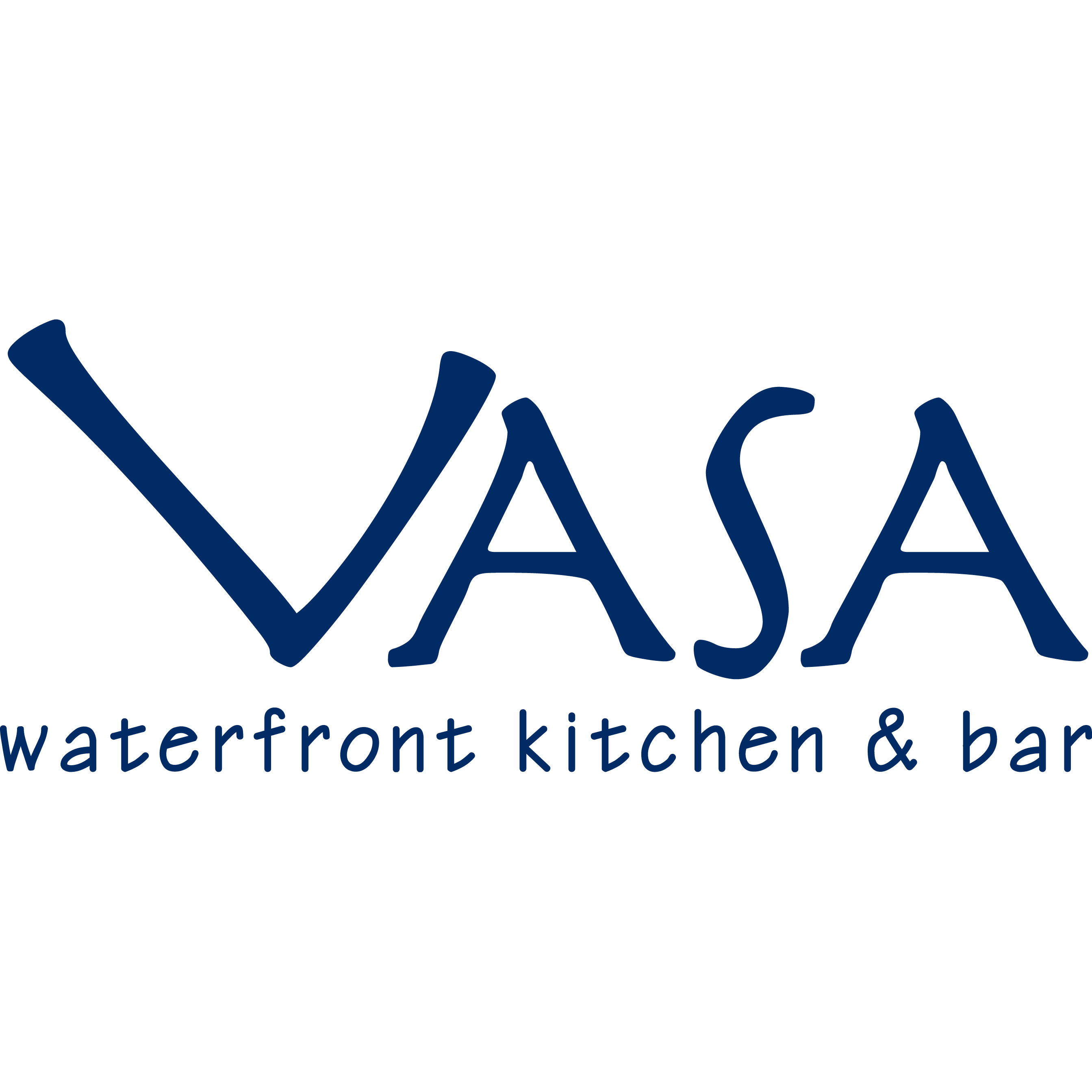 Vasa Waterfront Kitchen And Bar