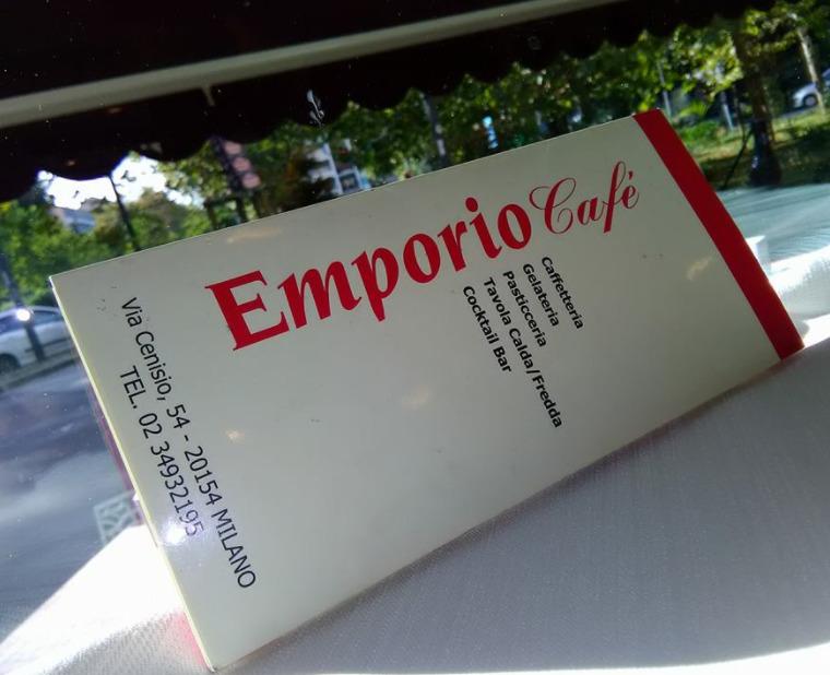 Gelateria Emporio cafe