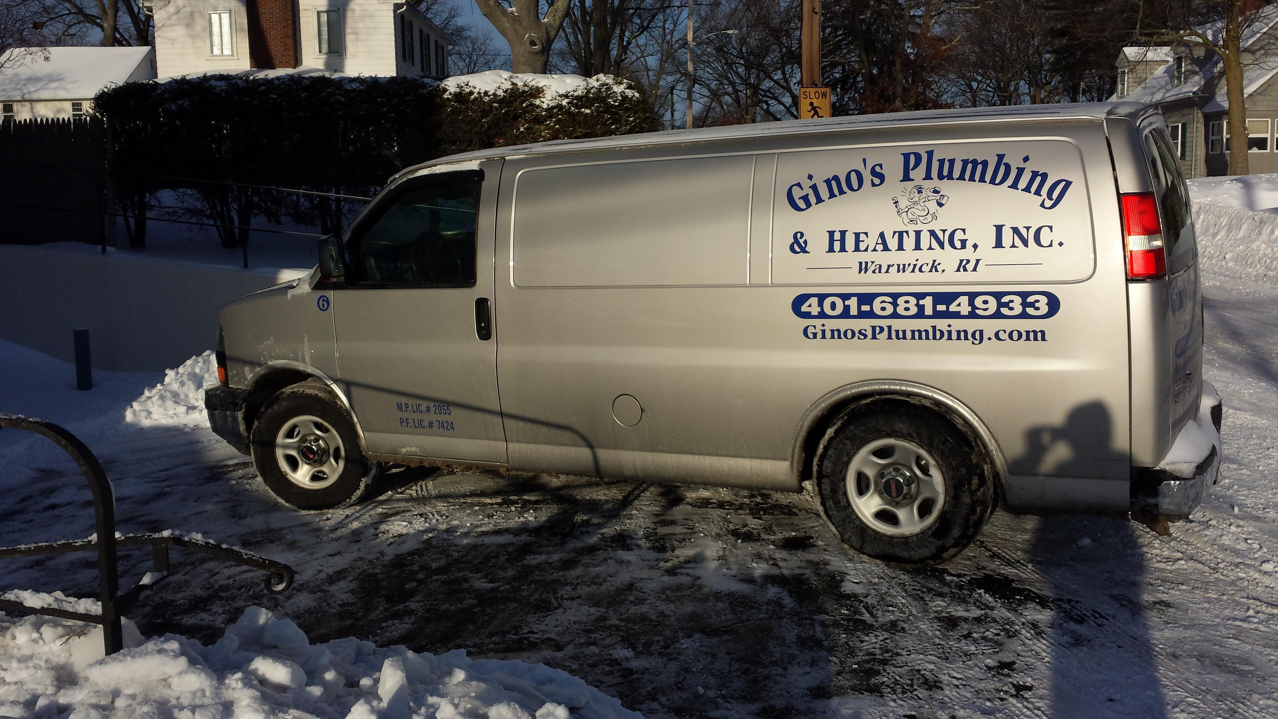 Gino's Plumbing & Heating
