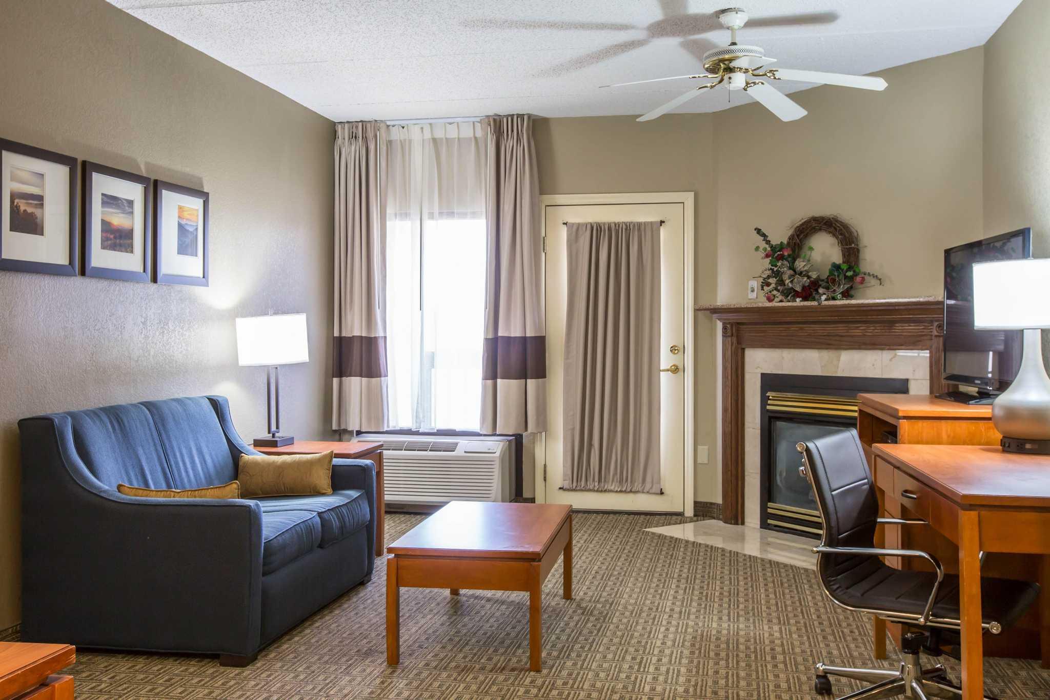 Comfort Suites Mountain Mile Area image 15