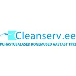 Cleanserv OÜ logo